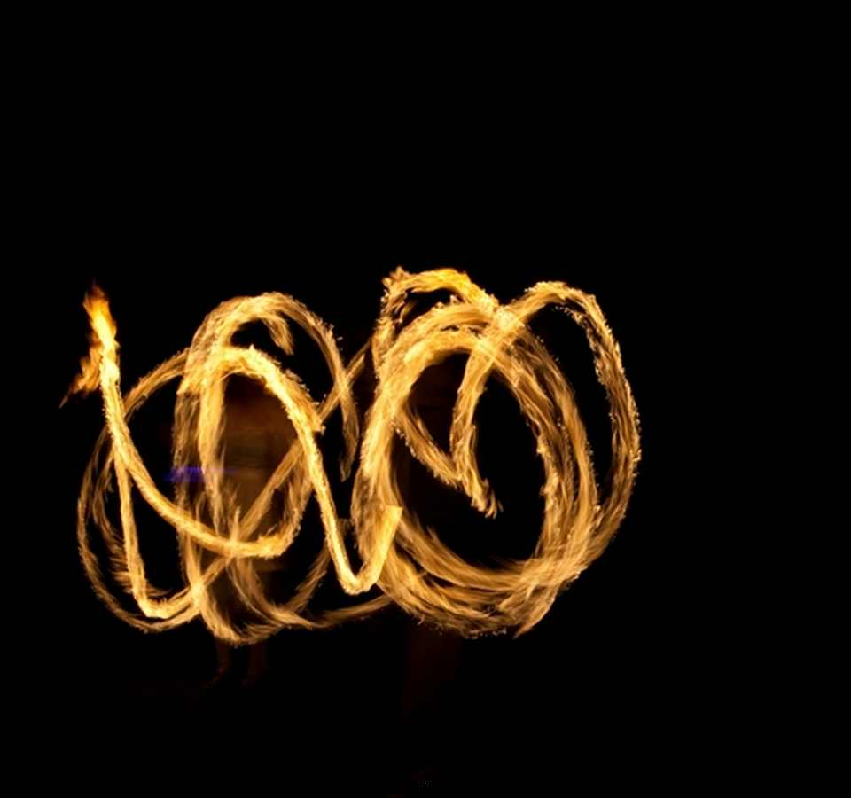 Fire Swinging