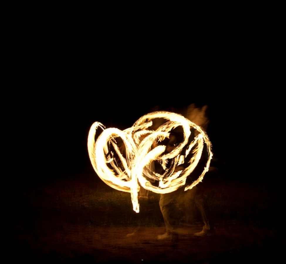 Fire Swinging